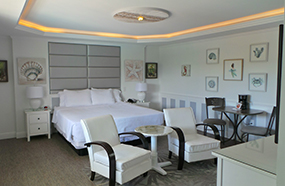 STAY COMFORTABLY IN OUR SPACIOUS ROOMS