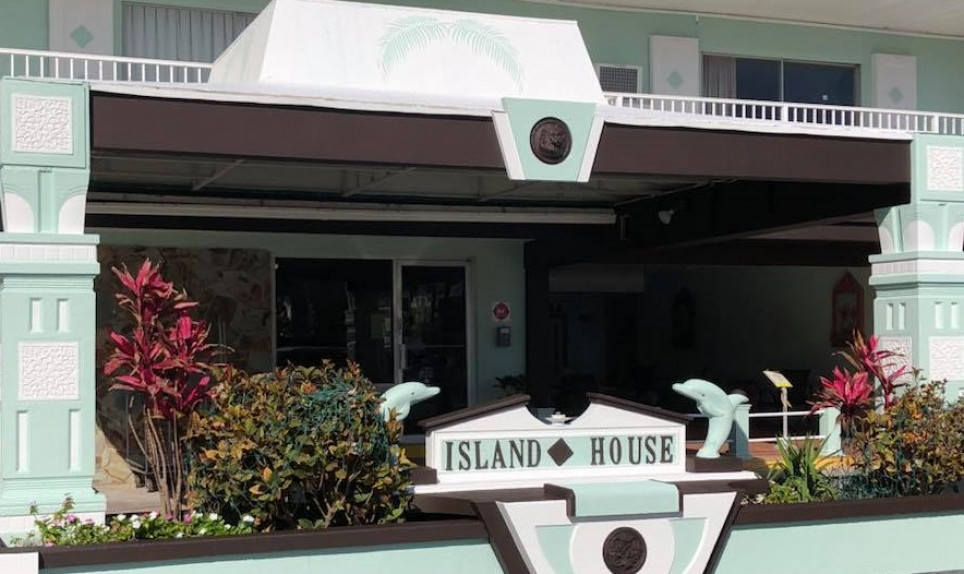 CONTACT THE ISLAND HOUSE RESORT HOTEL BY PHONE OR EMAIL